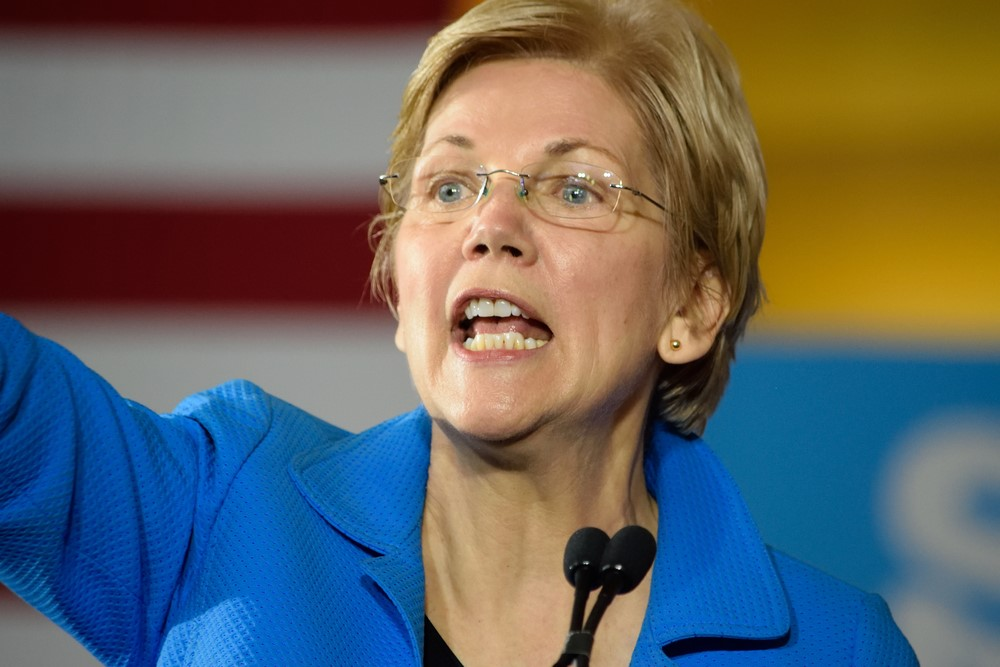 Senator Warren's New Plan to Tank the Stock Market